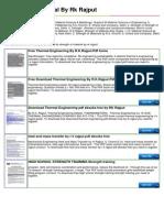 Materials rajput engineering pdf rk