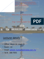 Drilling Production
