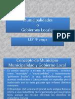 Derecho Municipal 2