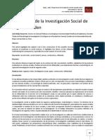 Investigacion Social de 2do. Orden