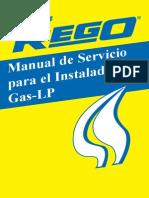 Manual Instalador de Gas