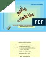 didáctica Educación Inicial