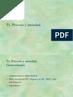 47. TX Psicosis y Ansiedad