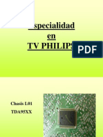Chasis L03 y L01 de Televisores Philips Training Manual Spanish