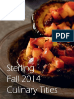 Culinary Catalog Sterling's Fall 2014 Culinary CatalogPDF