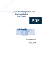 CLARiiON Host Integration & Implementation Release 26 Lab Gu