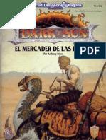 AD&D2ed_Drak Sun_El Mercader de Las Dunas