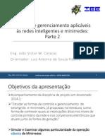 Seminário 03 Projeto Em Doutorado - Gerenciamento Microrredes Parte 2