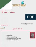 Taller Líder Coach