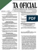 Decreto Presidencial de Inamovilidad 2014
