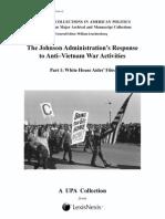 Fuentes Vietnam. Gobierno Norteamericano. (1)