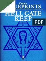 0ones Blueprints Hell Gate Keep