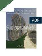 RAMOS, Aluisio. a Cidade Como Negócio - Aspectos Da Atuação Do Setor Imobiliário e Da Relação Público-privado Na Barra Funda e Água Branca-1