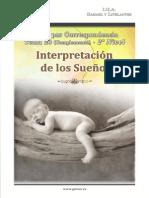 20 Complemento Interpretacion Suenos