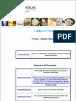 Catálogo de Normas