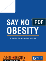 Anti Obesity Day Book
