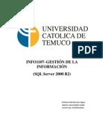 Informe 1 Gestion de La Información