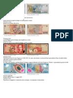Catalog de Bancnote - Emisiunile 1996-2000