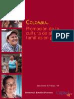 Colombia - Promocion de La Cultura de Ahorro en Familias en Pobreza