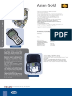 Magneti Marelli Asian Gold Vehicle Diagnostic Tool Brochure EN