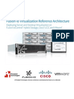 Fusion-io Virtualization Reference Architecture