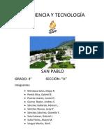 Informe San Pablo 1