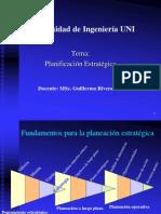 Planificación Estratégica UNI