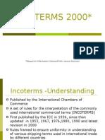 Incoterms Power Point Presentation