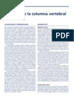 Cap.56. Tumores de La Columna Vertebral.