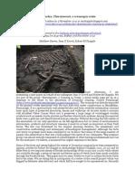 Seaver, M. O' Dowd, J. & Chapple, R. M. 2012 Drumclay, Cherrymount, A Crannog in Crisis. Blogspot Post