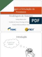 2 - Introducao a Modelagem de Sistemas