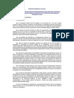 Dunº 022_2011 Serv Complementarios Para Med en Sis