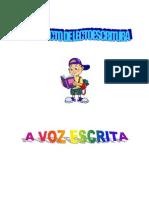 Proyecto de Lectura. a Voz Escrita.
