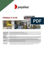 Prensa p70