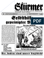 Der Stürmer - 1934 - Nr. 38