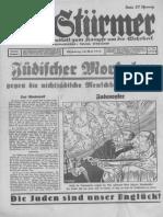 Der Stürmer - 1934 - Sondernummer 1