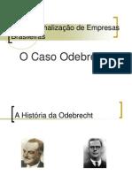 O Caso Odebrecht