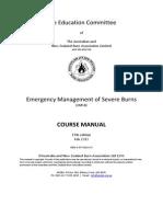 The Australian and New Zealand Burn Association