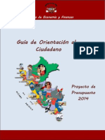 Guia Orientacion PPTO 2014