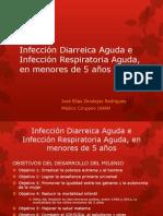 Infección Diarreica Aguda e Infección Respiratoria Aguda,