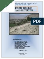 Informe Del Canal Montalvan