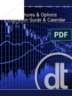 Futures Options Expiration Guide Calendar 2010
