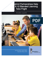 School District Partnerships Help Colorado K-12 Blended Learning Take Flight