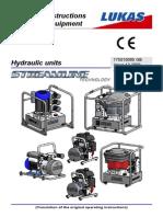 48562712 Lukas Hydraulic Power Pack