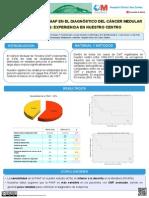 Rentabilidad de la PAAF en el diagnóstico del Cáncer Medular de Tiroides