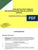 Lin - Política Pública de Participación