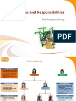 OCM Roles and Responsibilities