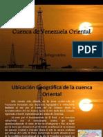 Cuenca de Venezuela Oriental Petrolífera