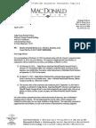 Grazzini-Rucki v Knutson Apr 3 Letter ECF 43 13-CV-02477 Michelle MacDonald Minnesota