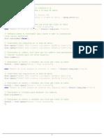 Ejemplo de Transacciones en PHP